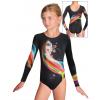 Gymnastický dres  D37d t130