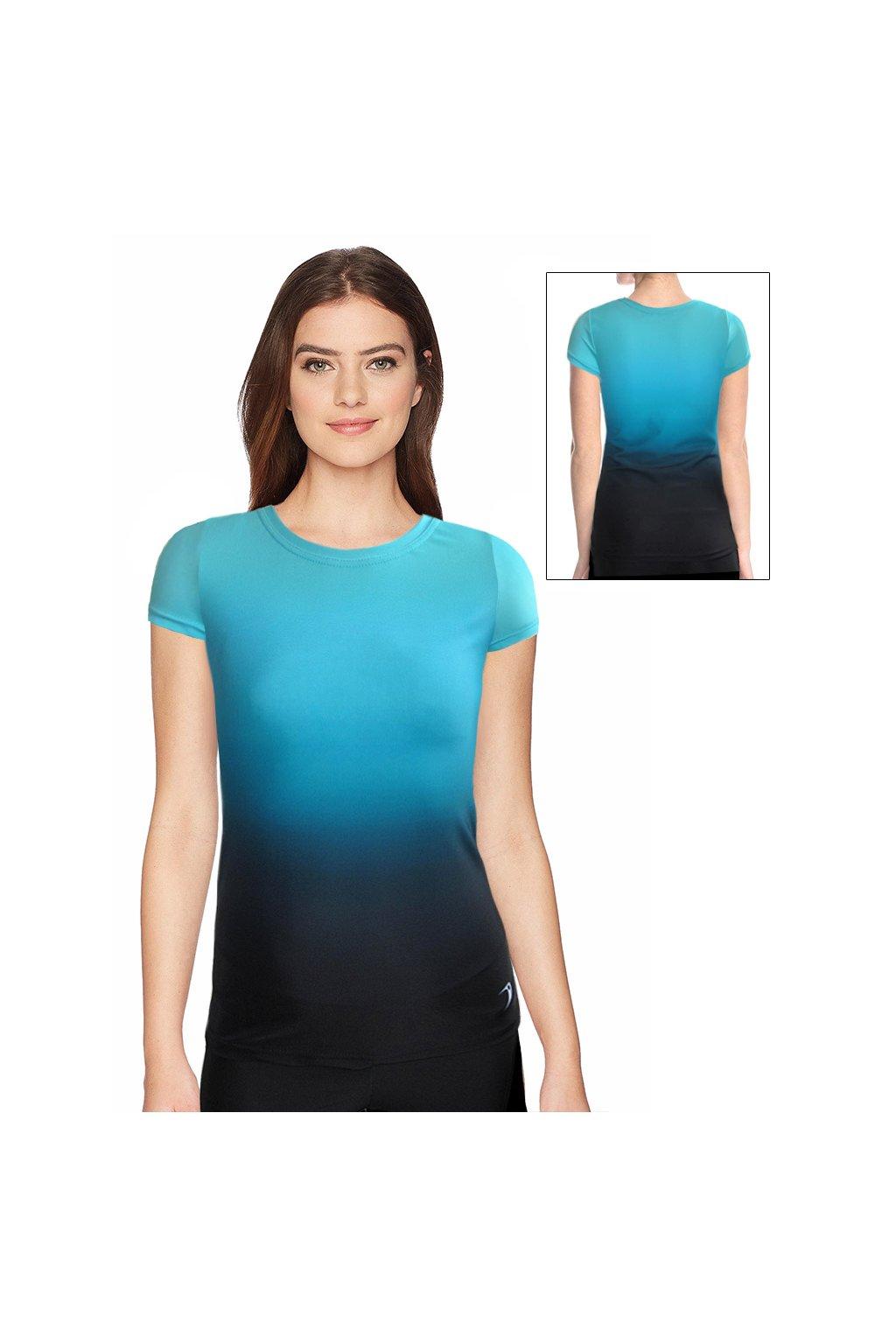Funkční sportovní tričko - dámské a dívčí