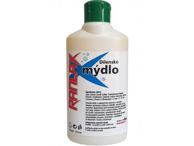 RANLAX dílenské mýdlo 250 ml