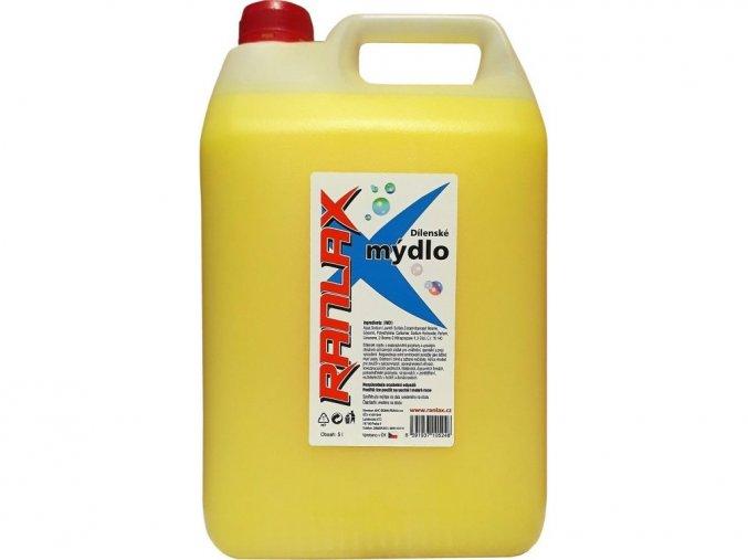 RANLAX dílenské mýdlo 5 L