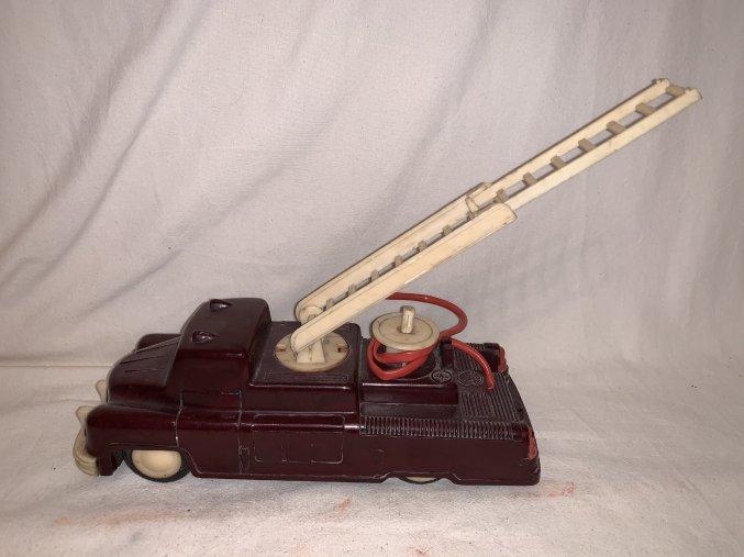 hasičská stříkačka Igra