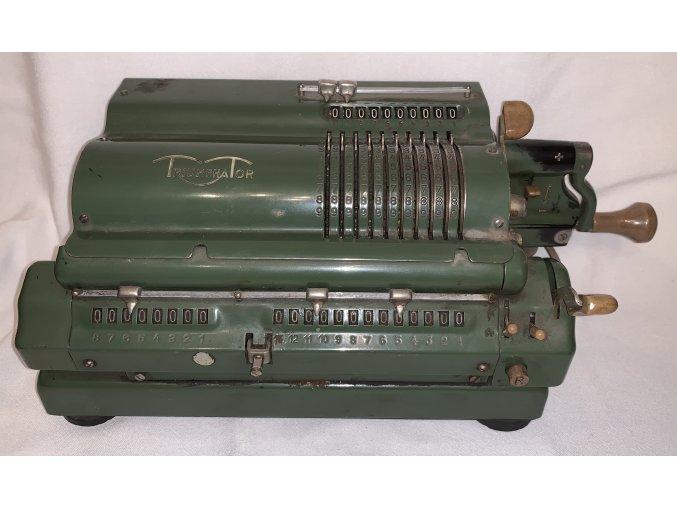 mechanická počítačka, kalkulačkaTriumphator CN1
