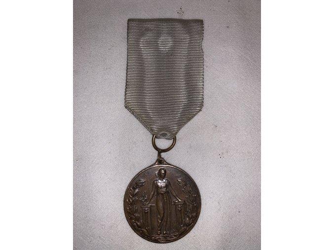 pamětní medaile - legie 1-3