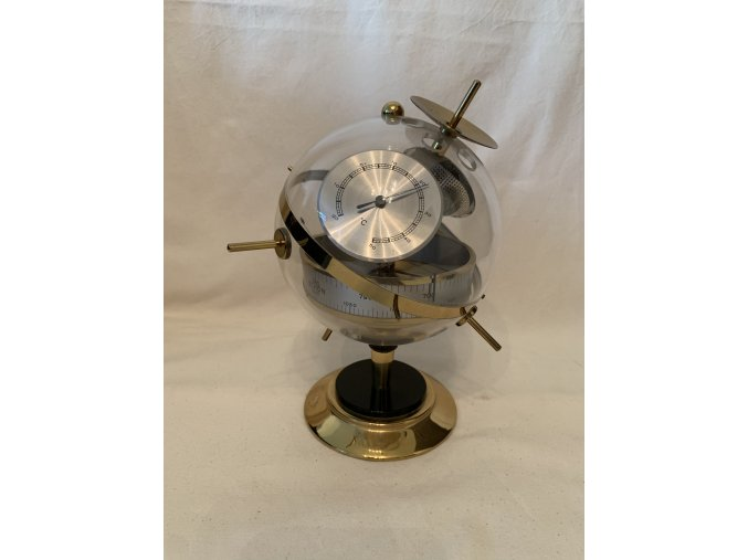 Sputnik, meteorologická stanice, barometr, Hunger