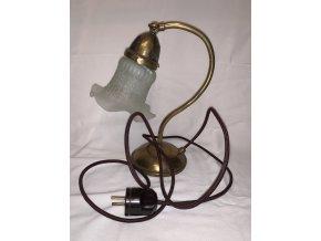 secesní lampa, lampička 4-5