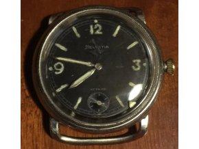 letecké náramkové hodinky Helvetia Suisse