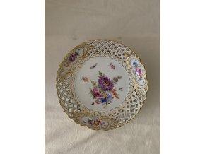 porcelanová miska Míšeň