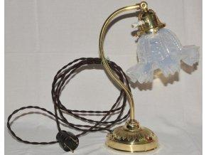 stolní lampička počátek 20. století
