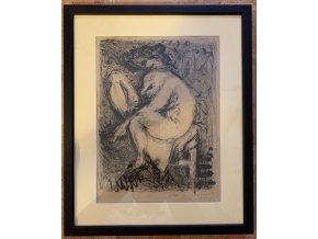 Jan Bauch (1898-1995): Toaleta