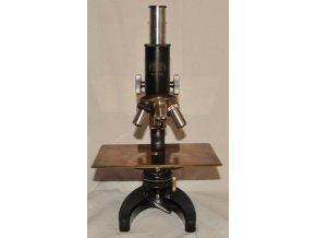 mosazný mikroskop Carl Zeiss Jena Nr. 281367