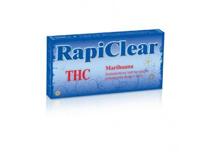 RapiClear THC Drogový test