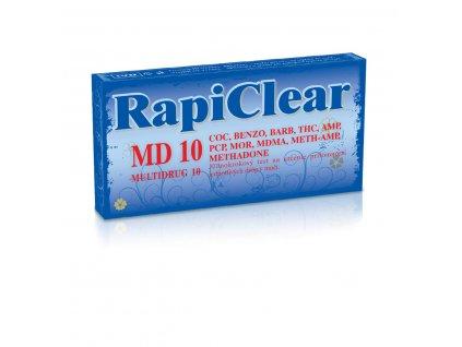 RapiClear MD10 Drogový test