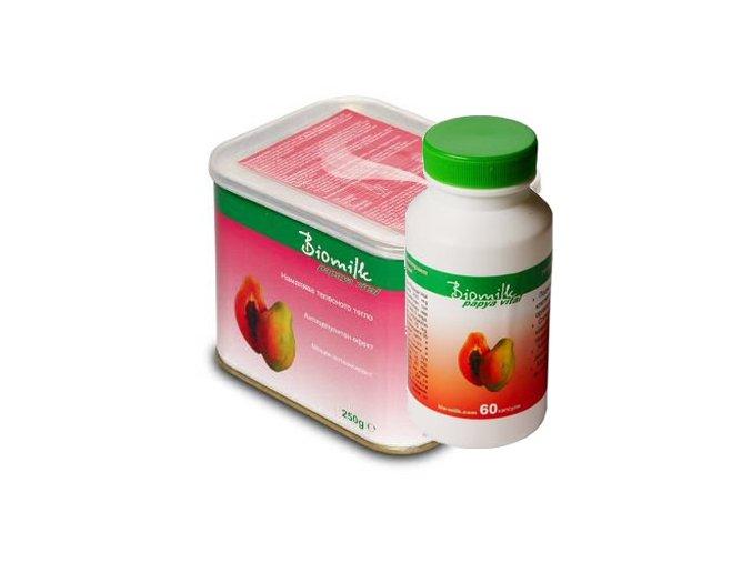 Biomilk papaya vital mix - RastlinneProbiotika.sk
