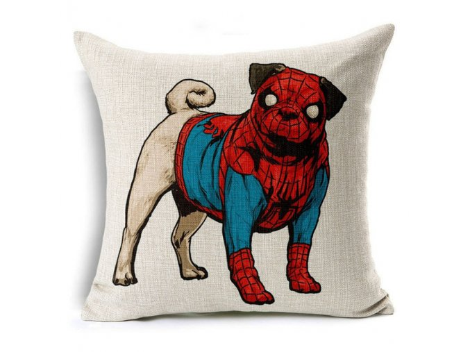 Polštářek Spidermops