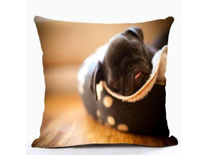 Potah na polštářek bubík chrnílek