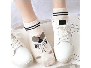 Ponožky s mopsátkem