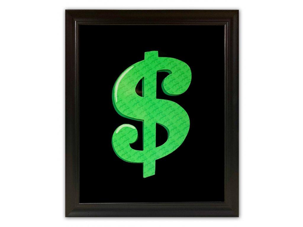 Dolar černý
