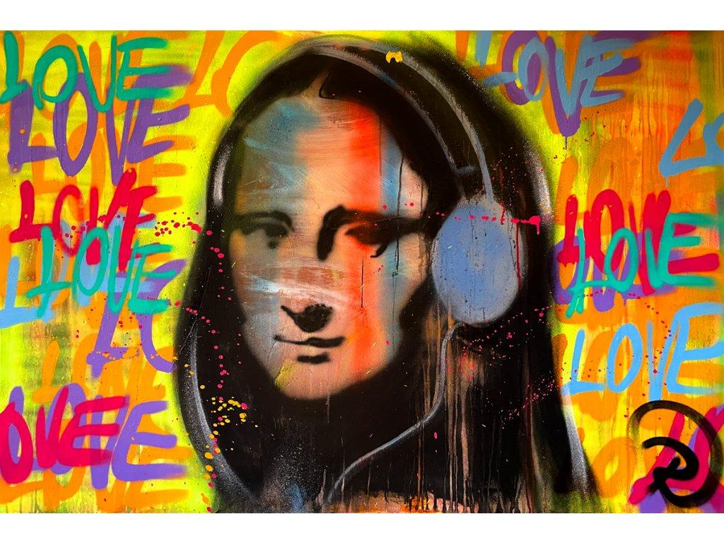 Mona Lisa LOVE