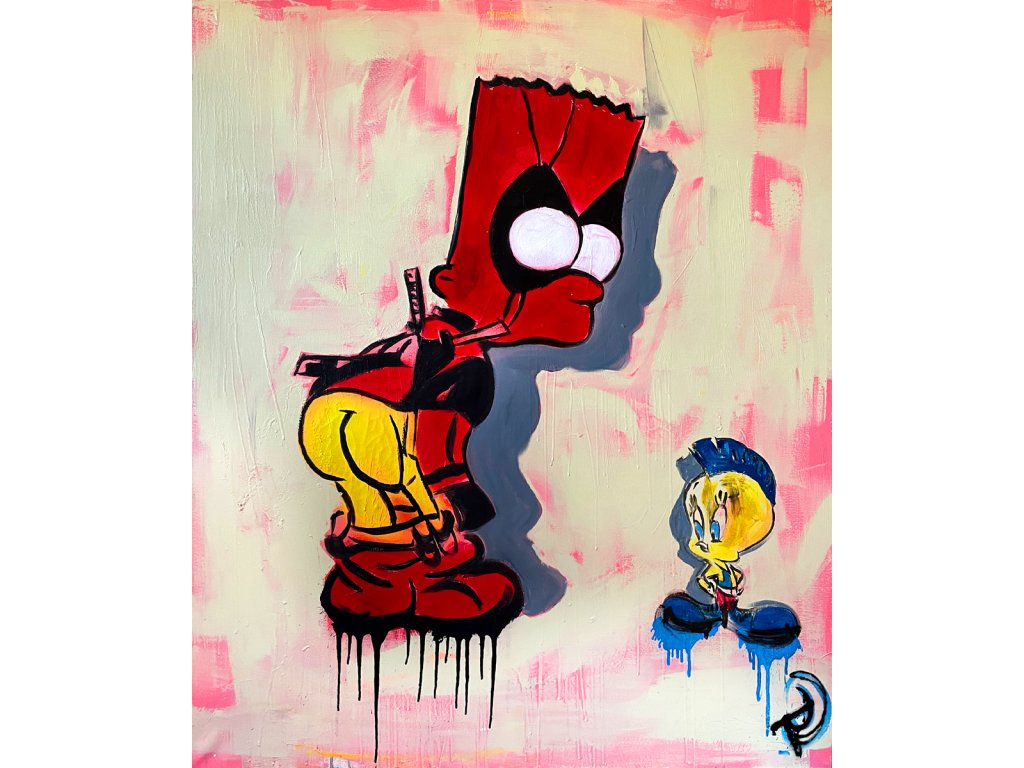 Bart Deadpool