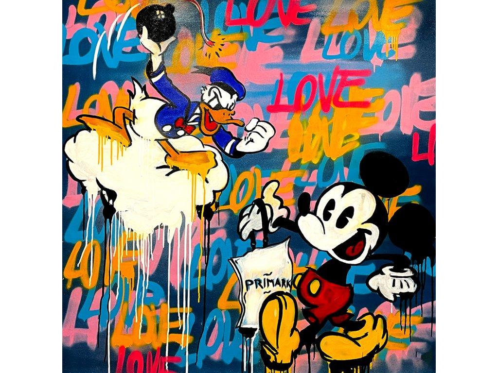 Donald Mickey