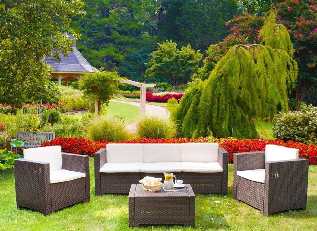 Sprievodca výberom záhradného posedenia: Tieto tipy rozhodne zvážte!