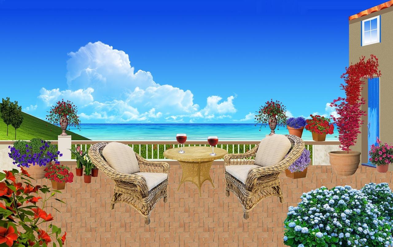 Relax na terase: Vieme, na aké kúsky by ste sa mali zamerať!