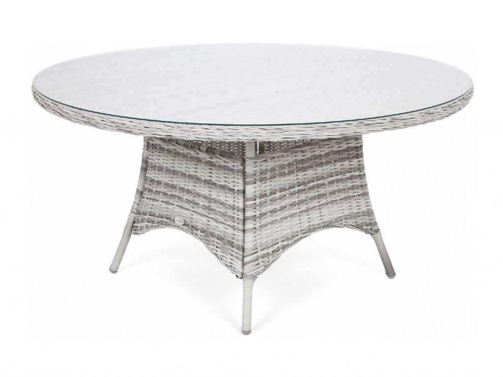 Záhradný jedálenský stôl KINGSTON 150