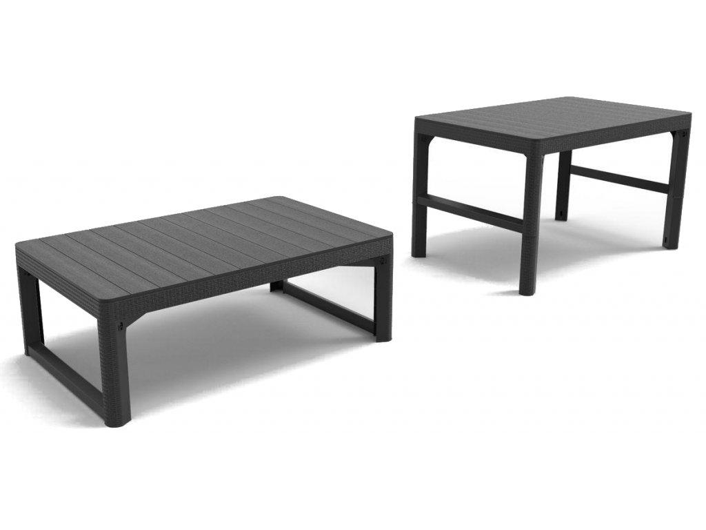 Výškovo nastaviteľný stôl ratanea.sk