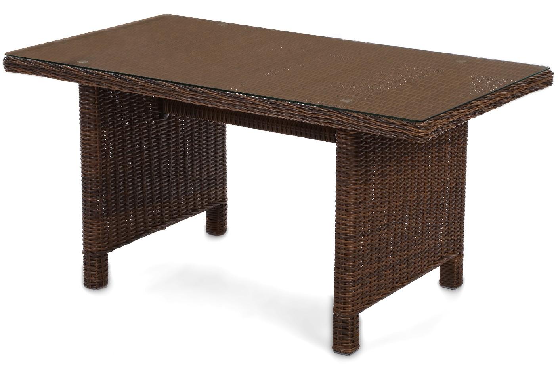 Ratanový jedálenský stôl SANTIAGO