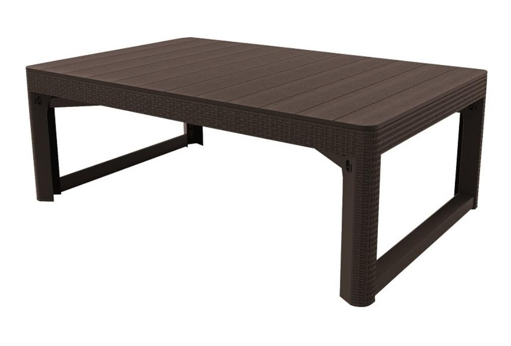Výškovo nastaviteľný stôl LEON Farba: antracitová