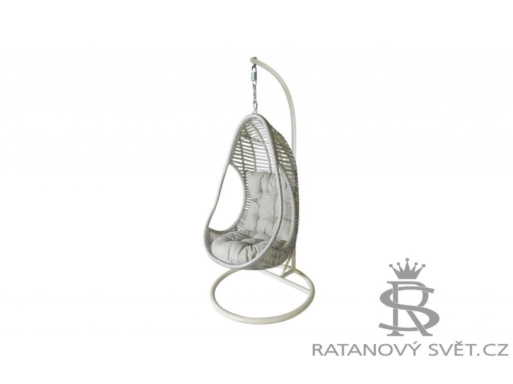 Ratanová závěsná křesla