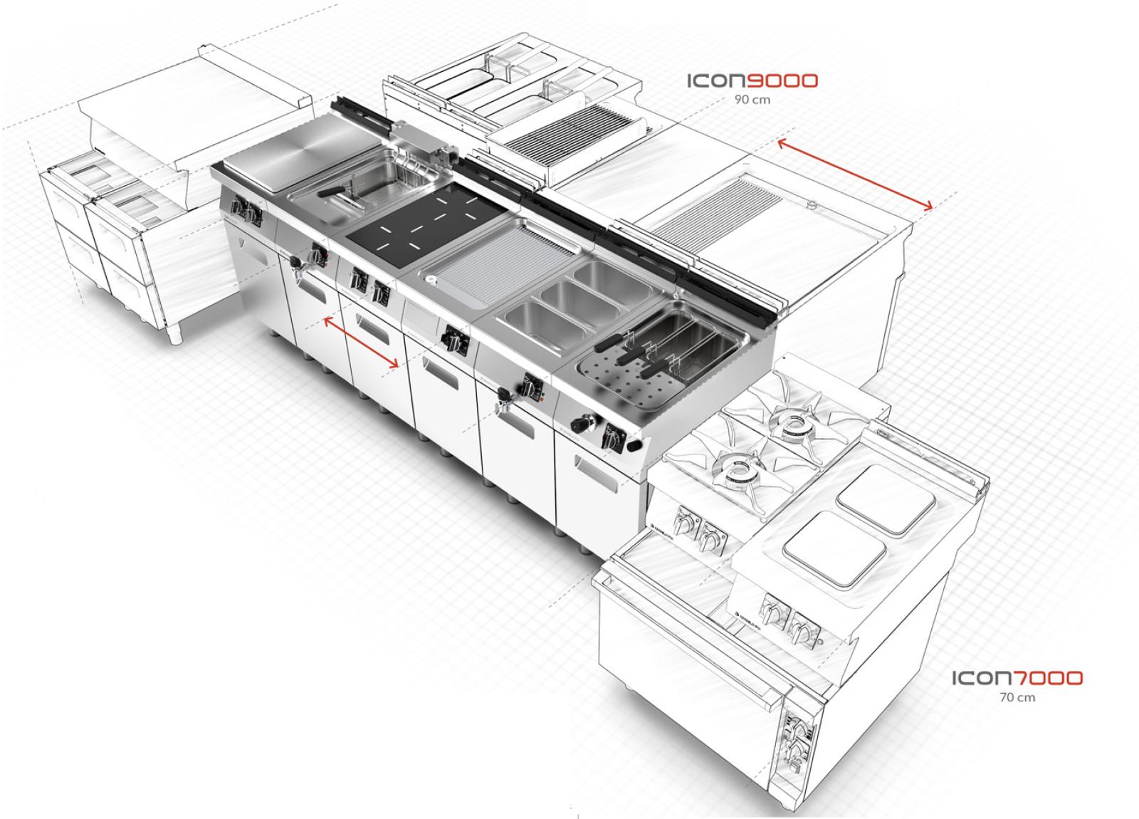 ICON7000-cucina-modulare