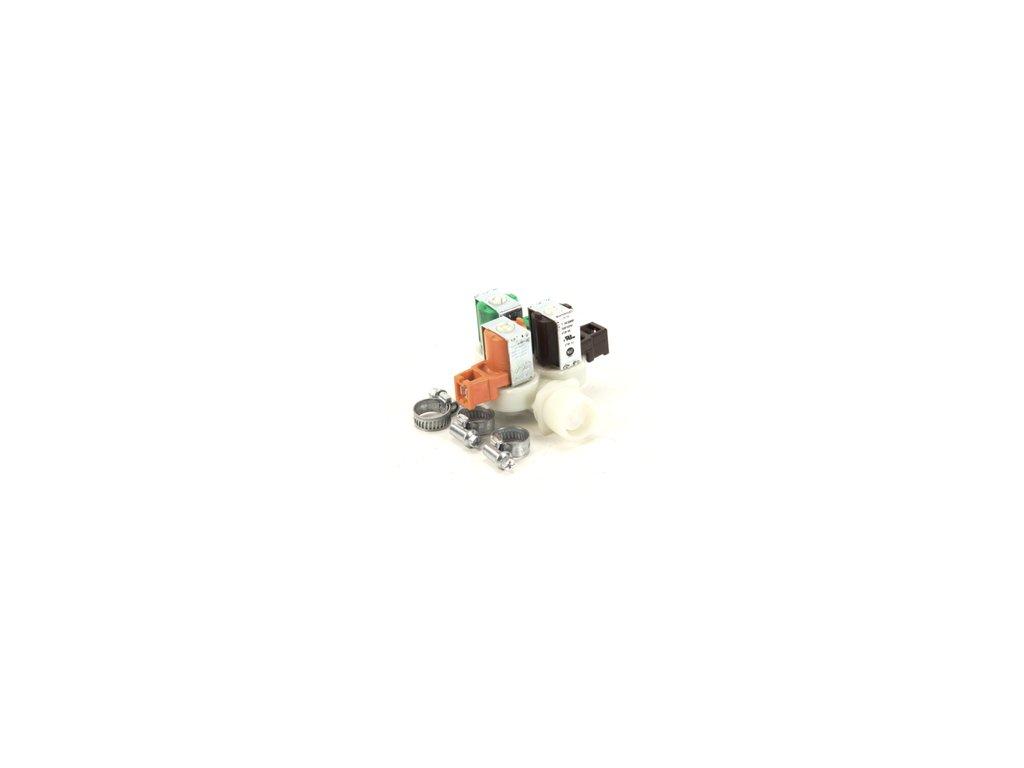 Trojitý elektromagnetický ventil SCC 200-240V