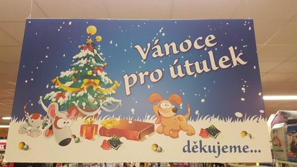 Vánoce pro útulek
