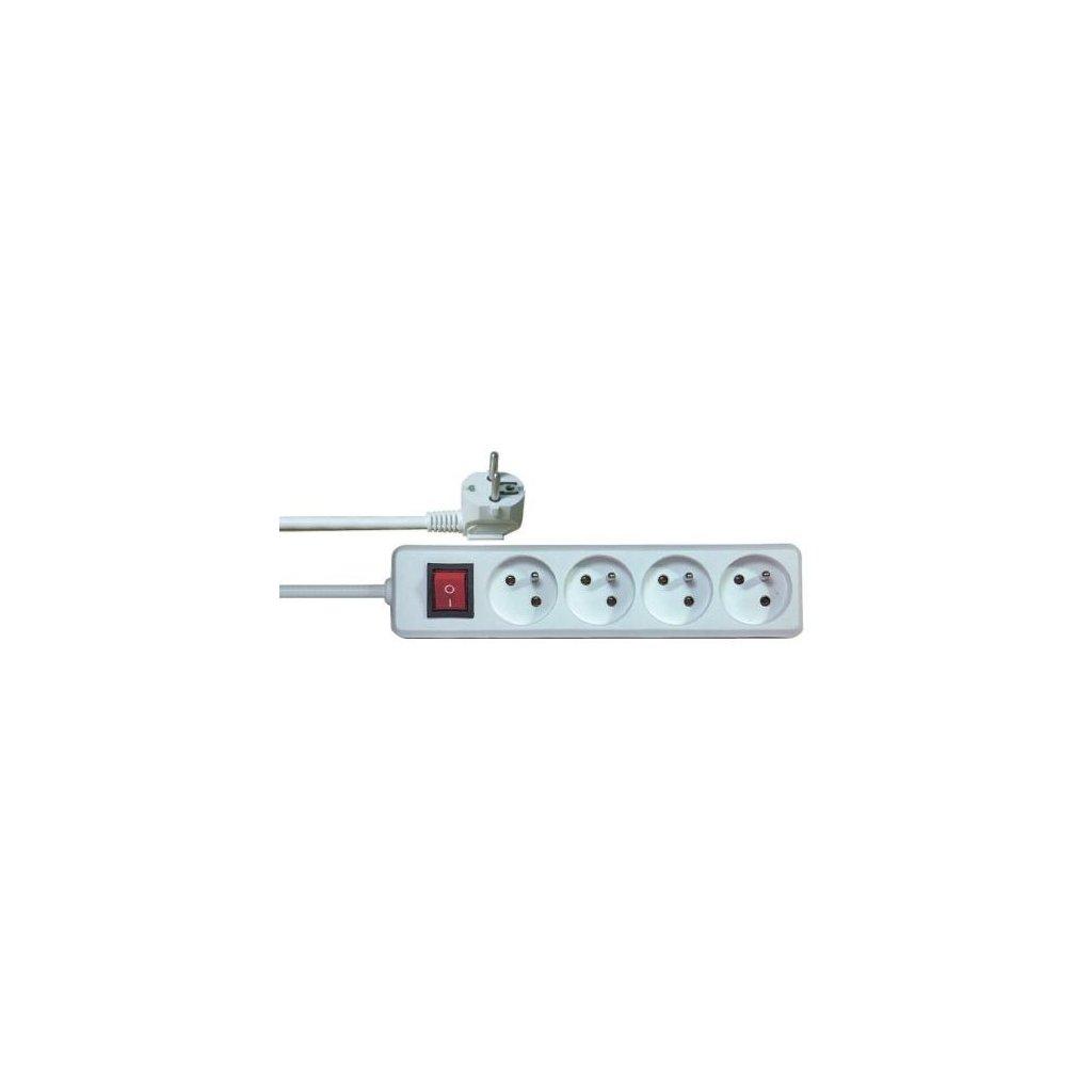 P1413 Prodlužovací kabel 4x3m