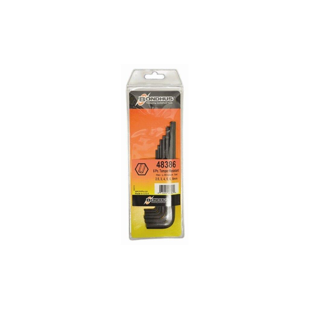 Sada inbus klíčů (2,5-8mm)