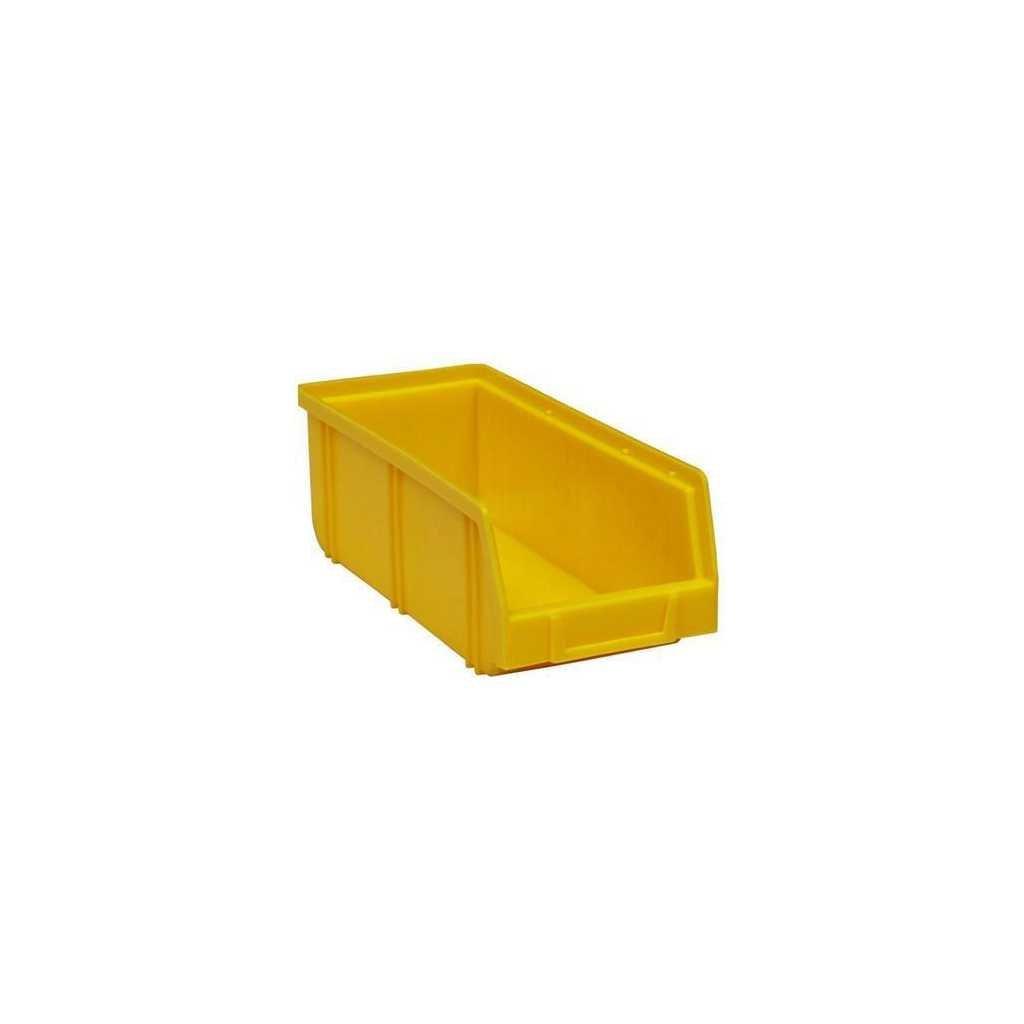 box plastovy zluty