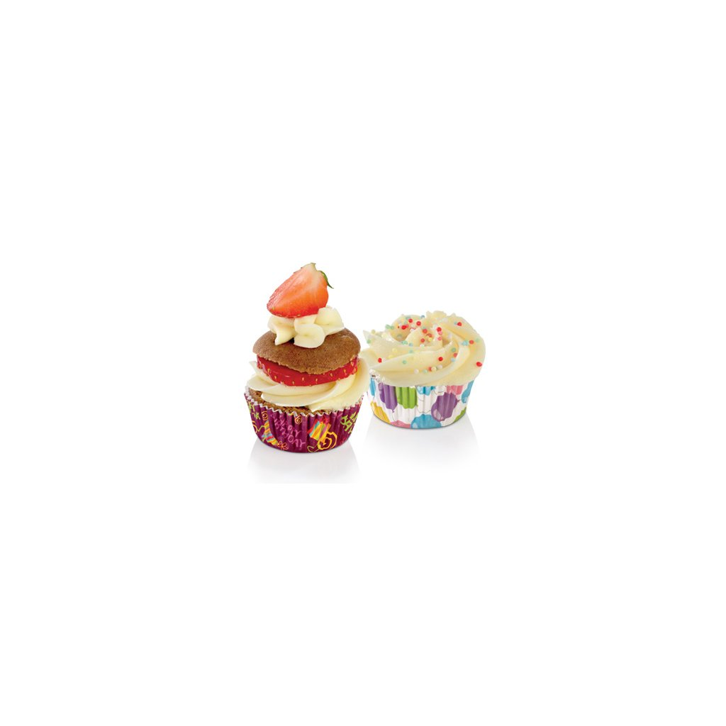 Cukrářské mini košíčky DELÍCIA 4 cm, 100 ks