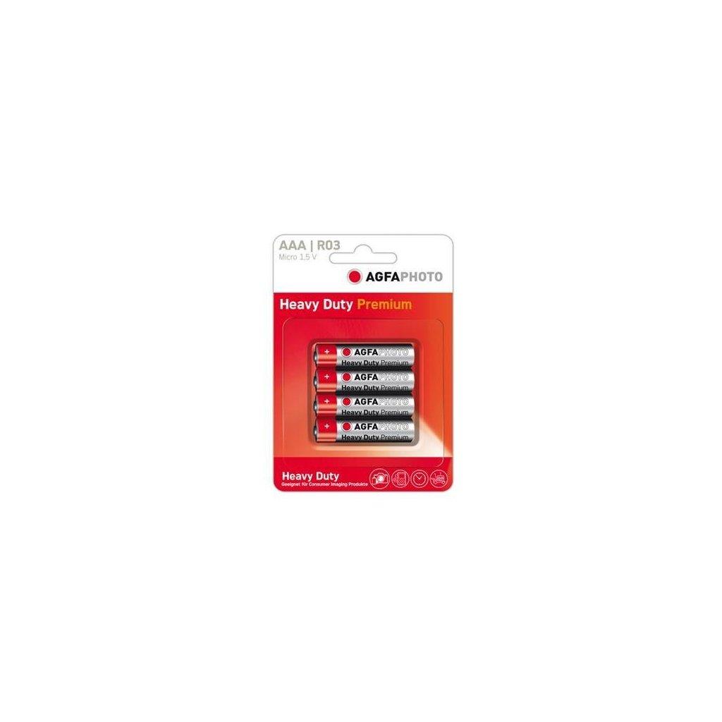 agfaphoto heavyduty bateria r03 aaa blister 4ks 160 808109 ien159741