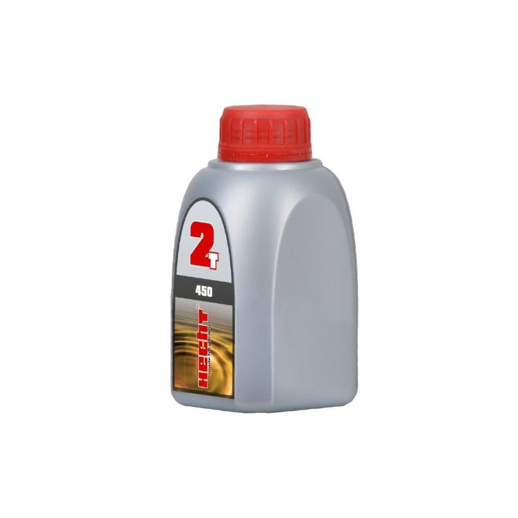 hecht 2 tact olie 450 ml