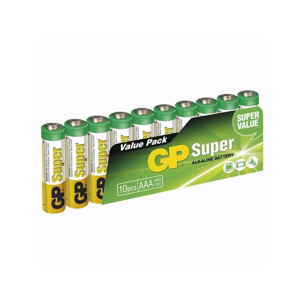 gp baterie aaa 10ks 1