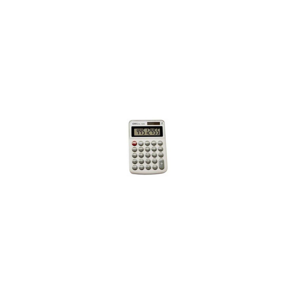 Stolní kalkulačka - Deli 1217