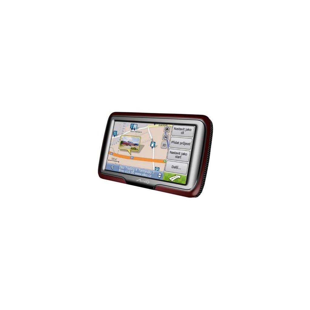 Mio Moov M400 GPS navigace