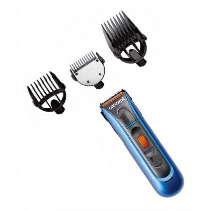 Zastřihovač vlasů Concept ZA-7010 modrý