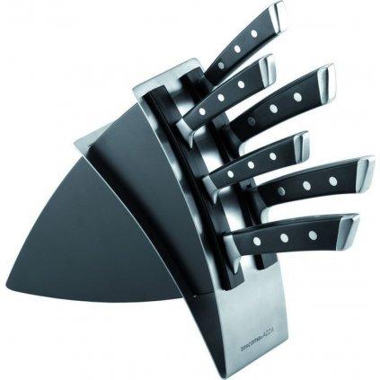 Blok na nože Tescoma AZZA, se 6 noži