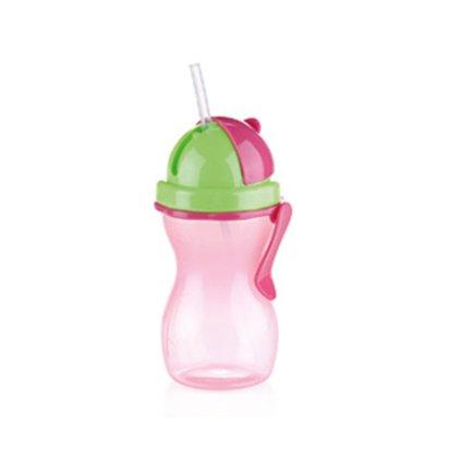 dětská láhev tescoma bambini růžová