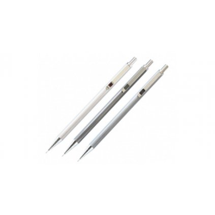 mechanical pencil deli 0.5mm tip wide 2074 2