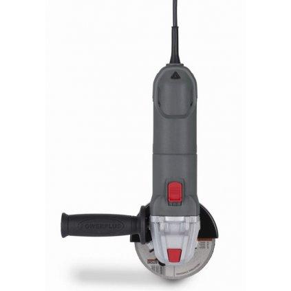 powe20010 uhlova bruska 650w 115mm powerplus 2 5