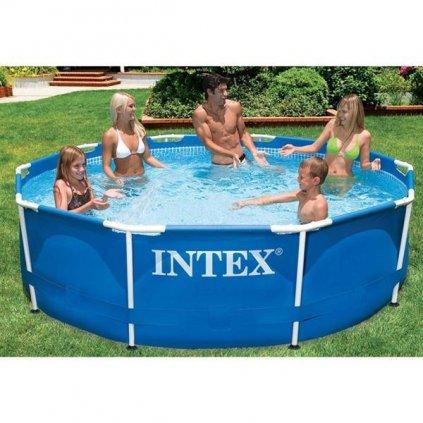 Bazén Intex Frame Set Rondo 3,05 x 0,76 m bez filtrace
