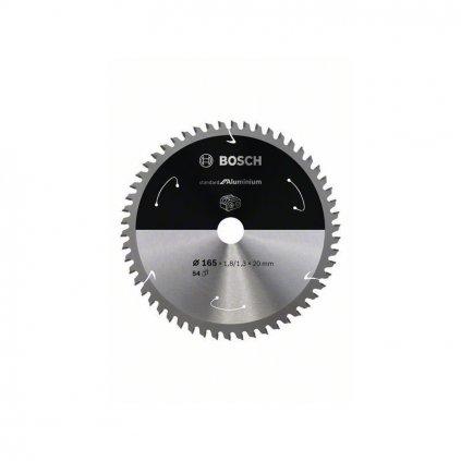 Pilový kotouč Bosch AKU ST AL H 165x20 T54